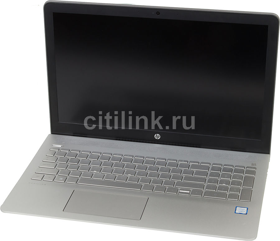 Ноутбук HP Pavilion 15-cc512ur, 15.6, Intel Core i3 7100U 2.4ГГц, 4Гб, 500Гб, Intel HD Graphics 620, Windows 10, серебристый [2cp18ea]