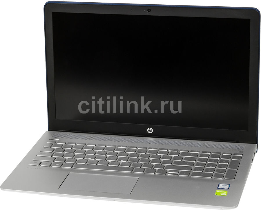Ноутбук HP Pavilion 15-cc526ur, 15.6, Intel Core i5 7200U 2.5ГГц, 6Гб, 1000Гб, nVidia GeForce 940MX - 2048 Мб, Windows 10, 2CT25EA, синий ноутбук hp pavilion 15 cc504ur 15 6 intel core i5 7200u 2 5ггц 6гб 1000гб 128гб ssd nvidia geforce 940mx 2048 мб windows 10 1za96ea серебристый