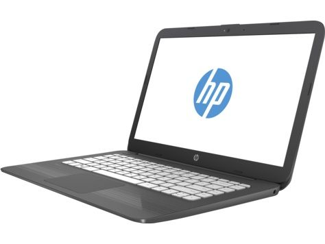 Ноутбук HP Stream 14-ax009ur, 14, Intel Celeron N3060, 1.6ГГц, 2Гб, 32Гб SSD, Intel HD Graphics 400, Windows 10, серый [1tq81ea]Ноутбуки<br>экран: 14;  разрешение экрана: 1366х768; процессор: Intel Celeron N3060; частота: 1.6 ГГц (2.48 ГГц, в режиме Turbo); память: 2048 Мб, DDR3L; SSD: 32 Гб; Intel HD Graphics 400; WiFi;  Bluetooth; HDMI; WEB-камера; Windows 10<br><br>Линейка: Stream