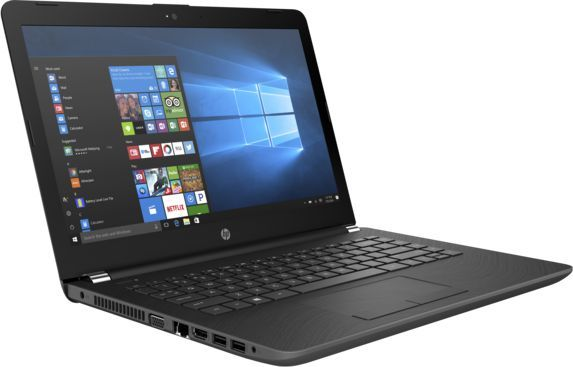 Ноутбук HP 14-bs013ur, 14, Intel Pentium N3710 1.6ГГц, 4Гб, 500Гб, Intel HD Graphics 405, Windows 10, серый [1zj58ea]Ноутбуки<br>экран: 14;  разрешение экрана: 1366х768; процессор: Intel Pentium N3710; частота: 1.6 ГГц (2.56 ГГц, в режиме Turbo); память: 4096 Мб, DDR3L, 1600 МГц; HDD: 500 Гб, 5400 об/мин; Intel HD Graphics 405; WiFi;  Bluetooth; HDMI; WEB-камера; Windows 10<br>