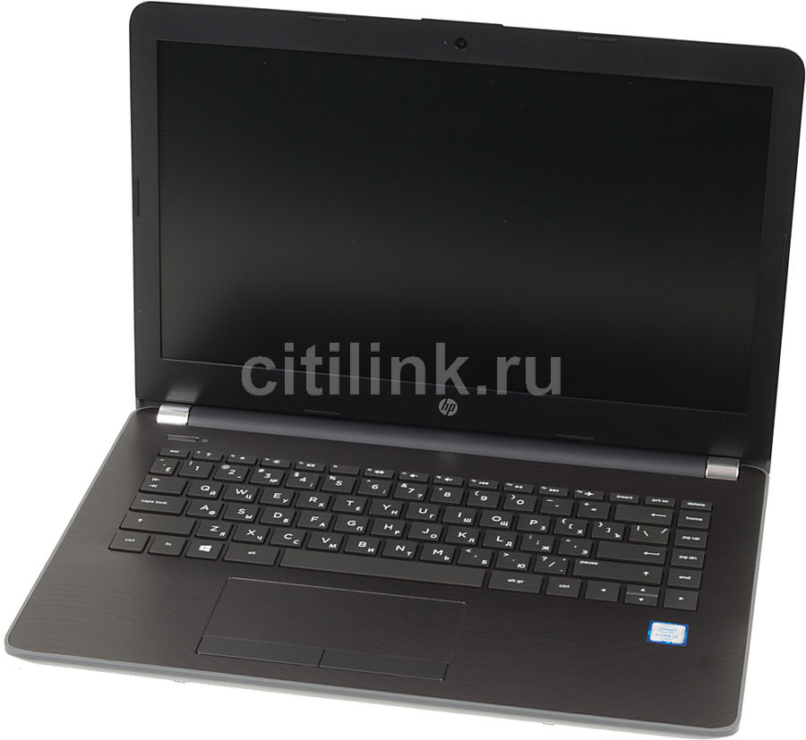 Ноутбук HP 14-bs016ur, 14, Intel Core i3 6006U 2ГГц, 4Гб, 128Гб SSD, Intel HD Graphics 520, Windows 10, серый [1zj61ea]Ноутбуки<br>экран: 14;  разрешение экрана: 1366х768; процессор: Intel Core i3 6006U; частота: 2 ГГц; память: 4096 Мб, DDR4, 2133 МГц; SSD: 128 Гб; Intel HD Graphics 520; WiFi;  Bluetooth; HDMI; WEB-камера; Windows 10<br>
