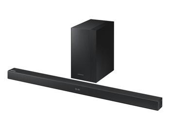 Звуковая панель SONY HT-CT290, черный