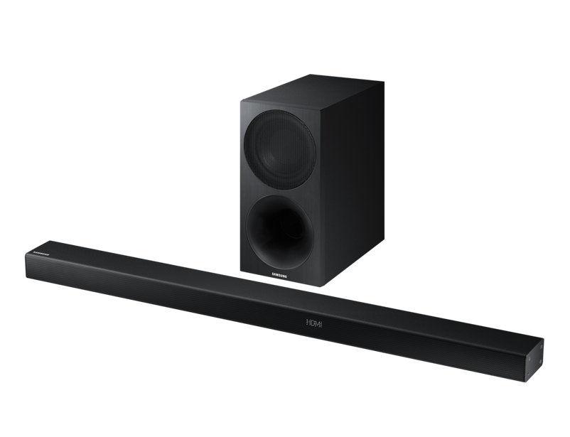 Звуковая панель SAMSUNG HW-M550/RU