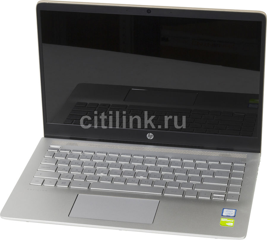 Ноутбук HP Pavilion 14-bf007ur, 14, Intel Core i5 7200U 2.5ГГц, 6Гб, 256Гб SSD, nVidia GeForce 940MX - 2048 Мб, Windows 10, 2CV34EA, золотистыйНоутбуки<br>экран: 14;  разрешение экрана: 1920х1080; тип матрицы: IPS; процессор: Intel Core i5 7200U; частота: 2.5 ГГц (3.1 ГГц, в режиме Turbo); память: 6144 Мб, DDR4; SSD: 256 Гб; nVidia GeForce 940MX - 2048 Мб; WiFi;  Bluetooth; HDMI; WEB-камера; Windows 10<br><br>Линейка: Pavilion