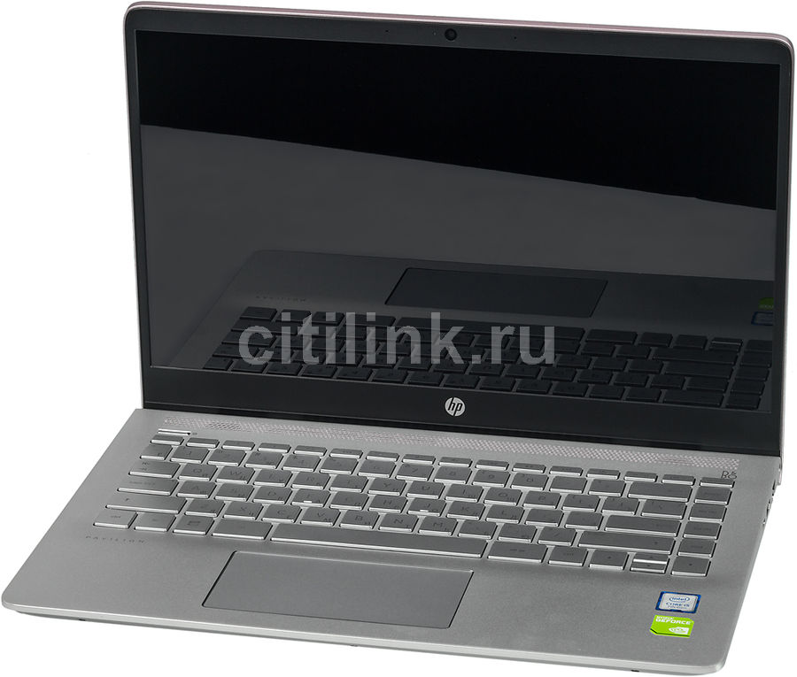 Ноутбук HP Pavilion 14-bf008ur, 14, Intel Core i5 7200U 2.5ГГц, 6Гб, 256Гб SSD, nVidia GeForce 940MX - 2048 Мб, Windows 10, 2CV35EA, розовый ноутбук hp pavilion 15 cc531ur 15 6 intel core i5 7200u 2 5ггц 6гб 1000гб 128гб ssd nvidia geforce 940mx 2048 мб windows 10 2ct30ea розовый