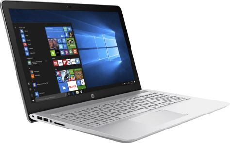 Ноутбук HP Pavilion 15-cc532ur, 15.6, Intel Core i7 7500U 2.7ГГц, 8Гб, 2Тб, 128Гб SSD, nVidia GeForce 940MX - 4096 Мб, Windows 10, 2CT31EA, серебристый 580978 001 for hp pavilion dv6 2000 notebook motherboard socket 989 motherboard w hdmi 31up6mb00j0 100