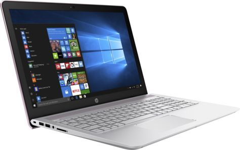 Ноутбук HP Pavilion 15-cc536ur, 15.6, Intel Core i7 7500U 2.7ГГц, 8Гб, 2Тб, 128Гб SSD, nVidia GeForce 940MX - 4096 Мб, Windows 10, 2CT34EA, розовый 580978 001 for hp pavilion dv6 2000 notebook motherboard socket 989 motherboard w hdmi 31up6mb00j0 100