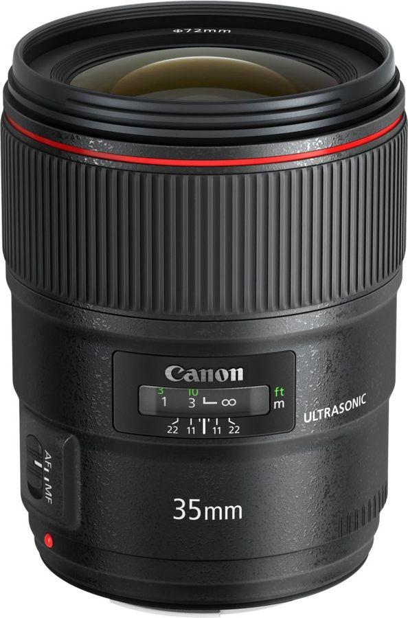 Объектив CANON 35mm f/1.4L EF II USM, Canon EF [9523b005]