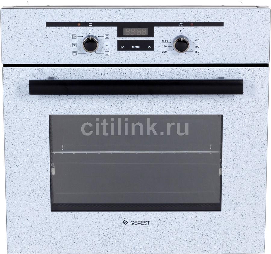 Духовой шкаф GEFEST ЭДВ ДА 622-02 К46,  серый
