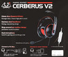 Гарнитура ASUS Cerberus V2, мониторы,  красный/черный, проводные [90yh015r-b1ua00] вид 10