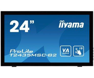 """Монитор IIYAMA ProLite T2435MSC-B2 24"""", черный"""
