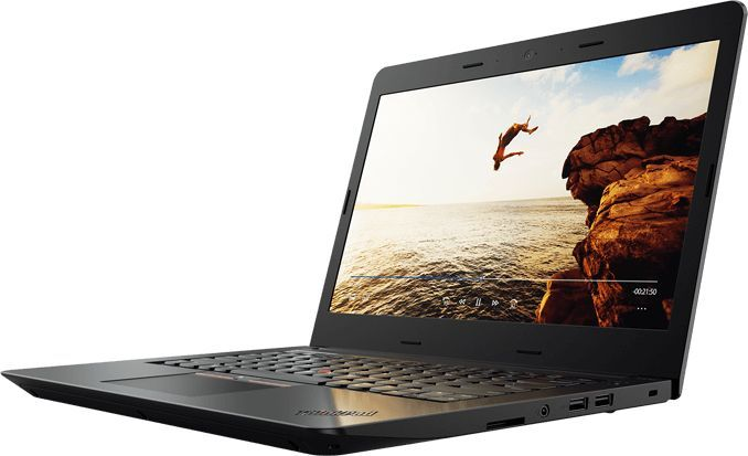 Ноутбук LENOVO ThinkPad Edge 470, 14, Intel Core i5 7200U, 2.5ГГц, 8Гб, 1000Гб, nVidia GeForce 940MX - 2048 Мб, Windows 10 Professional, черный [20h1007brt]Ноутбуки<br>экран: 14;  разрешение экрана: 1920х1080; процессор: Intel Core i5 7200U; частота: 2.5 ГГц (3.1 ГГц, в режиме Turbo); память: 8192 Мб, DDR4; HDD: 1000 Гб, 5400 об/мин; nVidia GeForce 940MX - 2048 Мб; WiFi;  Bluetooth; HDMI; WEB-камера; Windows 10 Professional<br><br>Линейка: ThinkPad Edge