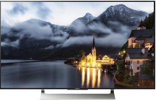 """LED телевизор SONY BRAVIA KD75XE9005BR2  74.5"""", Ultra HD 4K (2160p),  черный/ серебристый"""