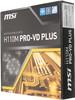 Материнская плата MSI H110M PRO-VD PLUS, LGA 1151, Intel H110, mATX, Ret вид 6