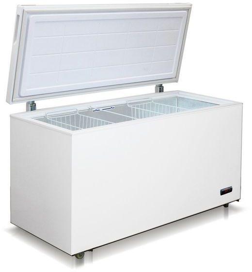 Морозильный ларь БИРЮСА Б-455VDK белый