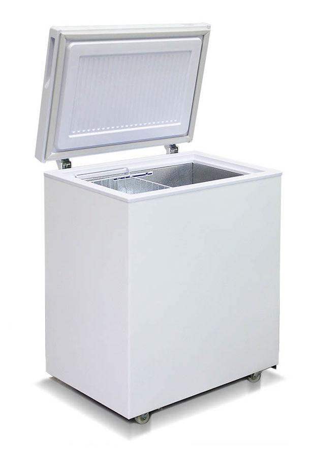 Морозильный ларь БИРЮСА Б-155VK белый