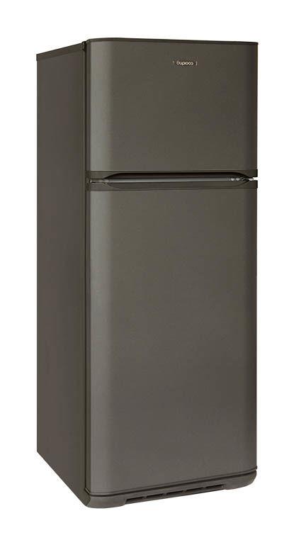 Холодильник БИРЮСА Б-W136,  двухкамерный, графит