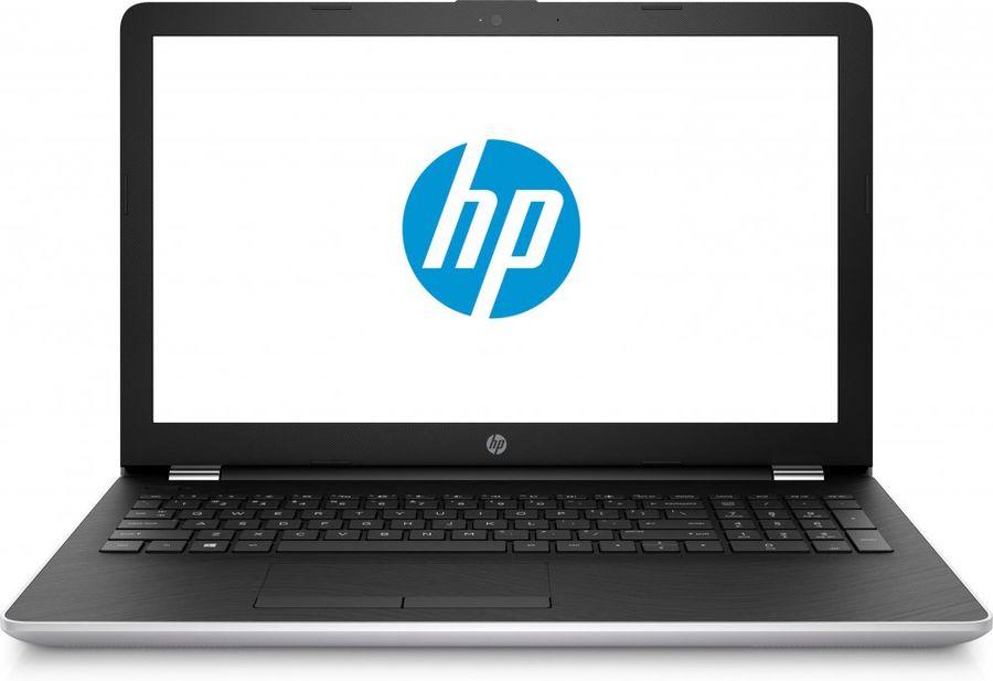 "Ноутбук HP 15-bs084ur, 15.6"", Intel  Core i7  7500U 2.7ГГц, 6Гб, 1000Гб, 128Гб SSD,  AMD Radeon  530 - 4096 Мб, Windows 10, 1VH78EA,  серебристый"