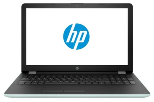 Ноутбук HP 15-bs090ur, 15.6, Intel Core i7 7500U 2.7ГГц, 6Гб, 1000Гб, 128Гб SSD, AMD Radeon 530 - 4096 Мб, DVD-RW, Windows 10, мятный [2cv67ea]Ноутбуки<br>экран: 15.6;  разрешение экрана: 1920х1080; процессор: Intel Core i7 7500U; частота: 2.7 ГГц (3.5 ГГц, в режиме Turbo); память: 6144 Мб, DDR4; HDD: 1000 Гб, 5400 об/мин; SSD: 128 Гб; AMD Radeon 530 - 4096 Мб; DVD-RW; WiFi;  Bluetooth; HDMI; WEB-камера; Windows 10<br>