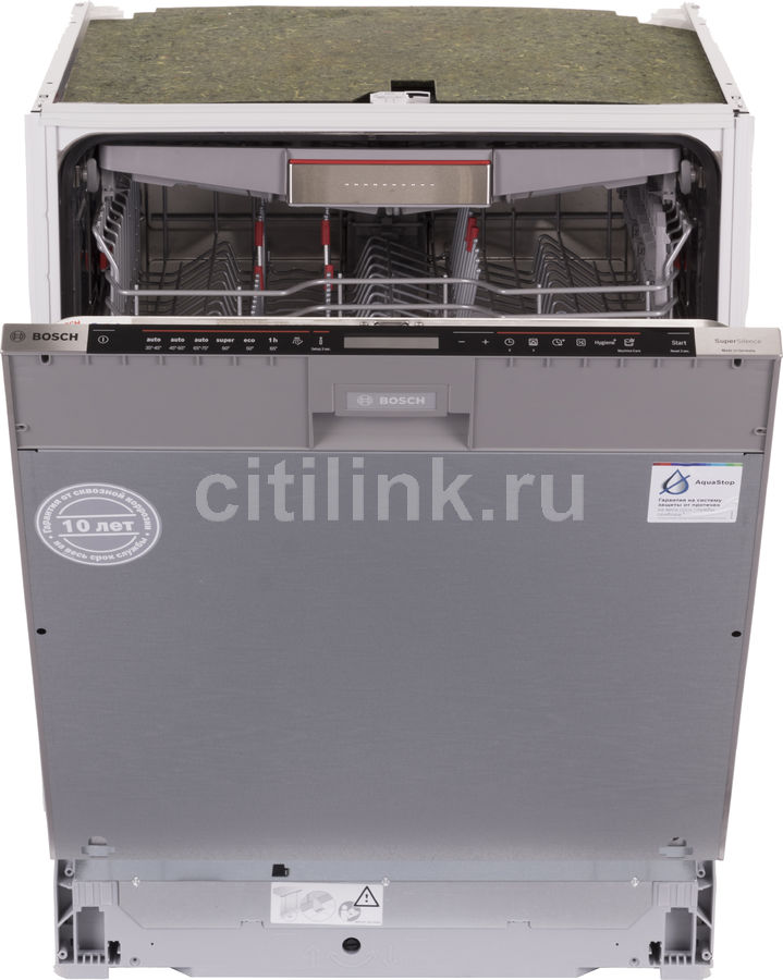 Посудомоечная машина полноразмерная BOSCH SMV87TX01R,  белый