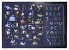 Накладка на стол Silwerhof 671615 Русский алфавит 330х460мм пластик 1мм вид 1