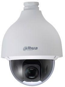 Видеокамера IP DAHUA DH-SD50225U-HNI,  4.8 - 120 мм,  белый