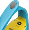 "Смарт-часы GINZZU GZ-501,  0.98"",  красный/желтый / синий [00-00000843] вид 5"