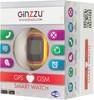 """Смарт-часы GINZZU GZ-501,  0.98"""",  красный/желтый / оранжевый [00-00000846] вид 10"""