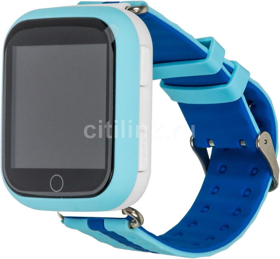 "Смарт-часы GINZZU GZ-503,  1.54"",  синий / синий [00-00000844]"