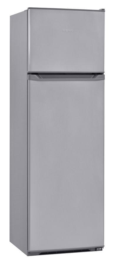 Холодильник NORD NRT 144 332,  двухкамерный, серебристый [00000222940]