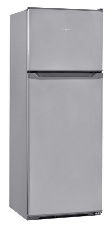 Холодильник NORD NRT 145 332,  двухкамерный, серебристый [00000222941]