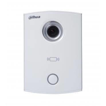 Видеопанель DAHUA DH-VTO6100C,  цветная,  накладная,  белый