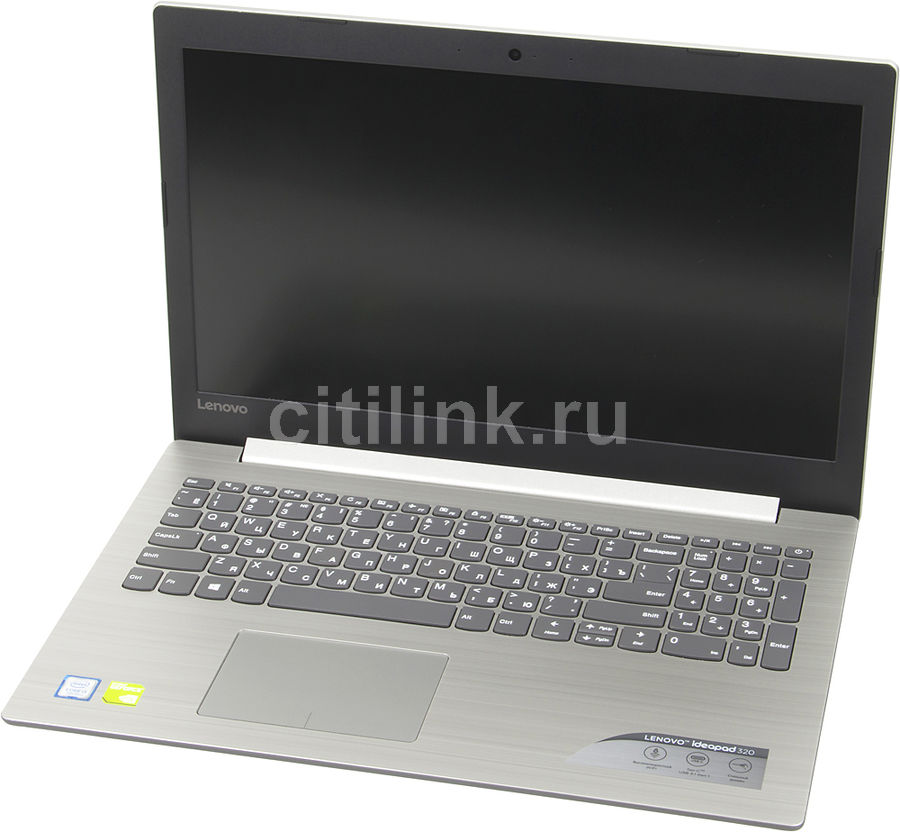 Ноутбук LENOVO IdeaPad 320-15IKB, 15.6, Intel Core i3 7100U 2.4ГГц, 4Гб, 1000Гб, nVidia GeForce 940MX - 2048 Мб, Windows 10, 80XL01GFRK, серый ноутбук lenovo ideapad 520 15ikb 15 6 intel core i3 7100u 2 4ггц 8гб 1000гб nvidia geforce 940mx 2048 мб windows 10 бронзовый [80yl00nfrk]