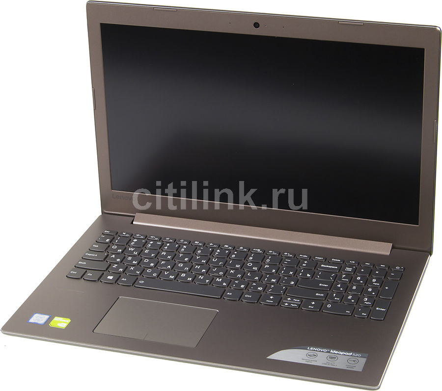 Ноутбук LENOVO IdeaPad 520-15IKB, 15.6, Intel Core i7 7500U 2.7ГГц, 8Гб, 256Гб SSD, nVidia GeForce 940MX - 2048 Мб, Windows 10, 80YL005SRK, бронзовый ноутбук lenovo ideapad 520 15ikb core i7 7500u 2 7ghz 15 6 12gb 1tb ssd128 geforce gt 940mx w10h64 80yl001rrk