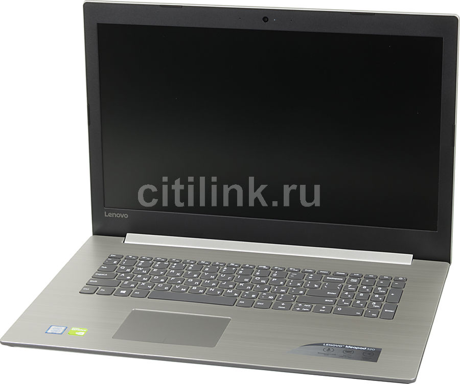 Ноутбук LENOVO IdeaPad 320-17IKB, 17.3, Intel Core i3 7100U 2.4ГГц, 8Гб, 500Гб, nVidia GeForce 920MX - 2048 Мб, DVD-RW, Windows 10, 80XM000MRK, серый ноутбук lenovo ideapad 310 15isk 15 6 intel core i3 6006u 2ггц 6гб 1000гб nvidia geforce 920m 2048 мб windows 10 белый [80sm01rmrk]