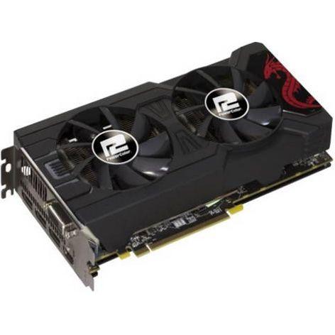 Видеокарта POWERCOLOR Radeon RX 470,  AXRX 470 4GBD5-3DHDM,  4Гб, GDDR5, Ret