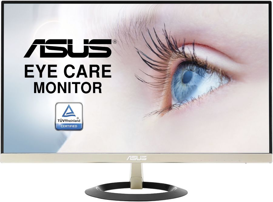"""Монитор ЖК ASUS VZ249Q 23.8"""", черный [90lm02qc-b02670]"""
