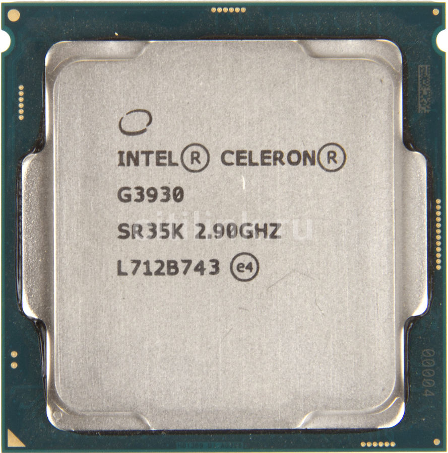 Процессор INTEL Celeron G3930, LGA 1151 OEM процессор intel celeron g3930 2 9ghz 2mb socket 1151 oem