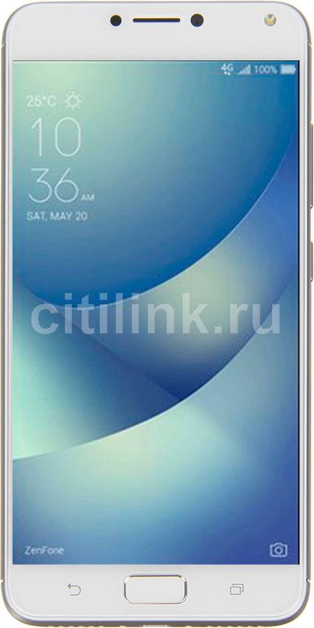 Смартфон ASUS ZenFone Max ZF4 16Gb,  ZC554KL,  золотистый