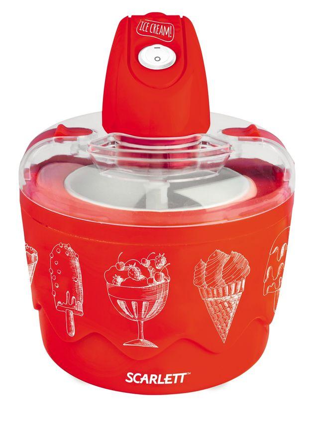 Мороженица Scarlett SC-IM22255 10Вт 700мл. [sc - im22255]