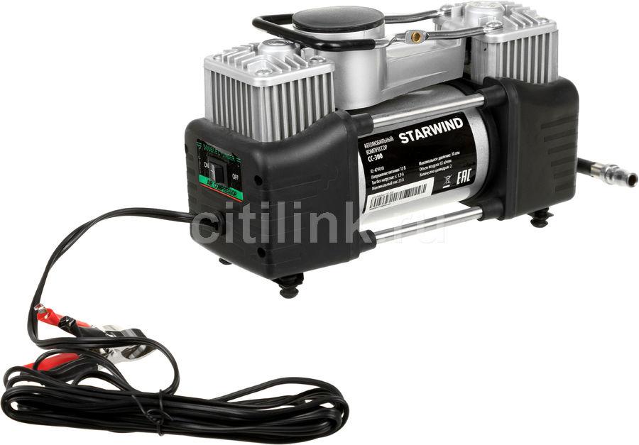 Автомобильный компрессор STARWIND CC-300