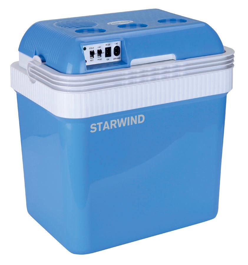 Автохолодильник STARWIND CB-112,  12л,  голубой