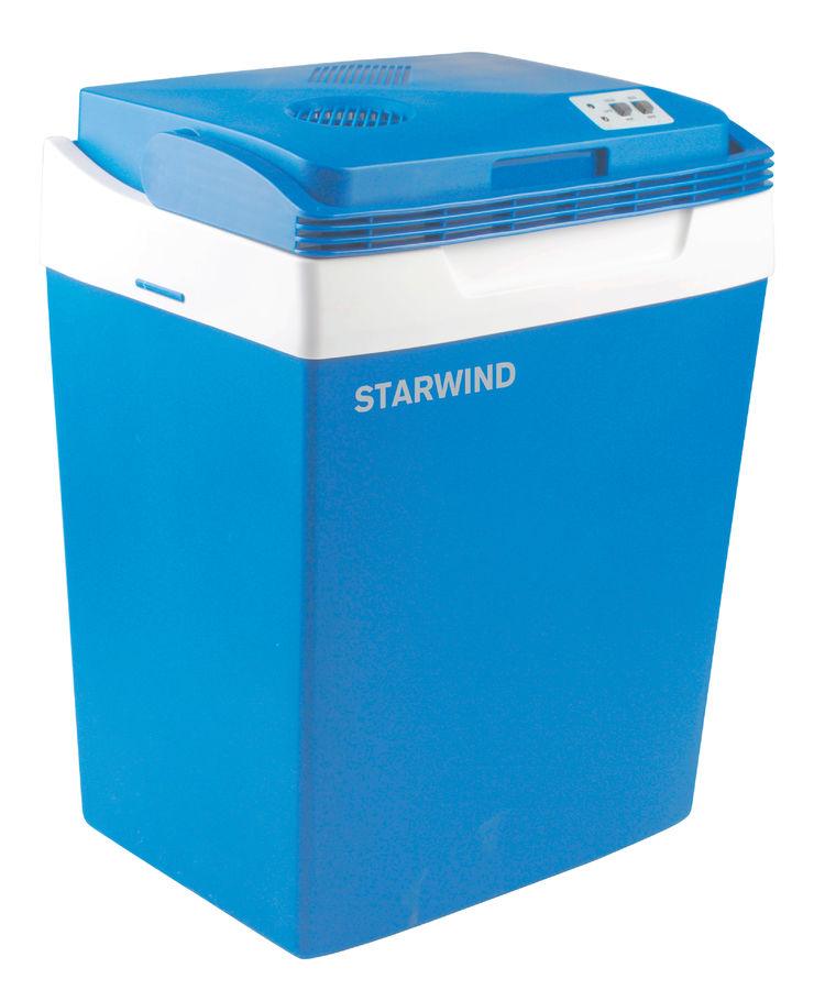 Автохолодильник STARWIND CB-117,  17л,  синий и черный