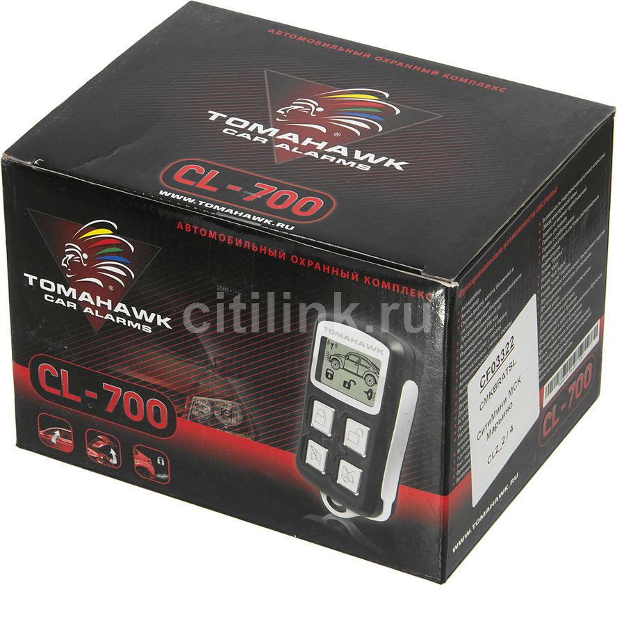 Автосигнализация TOMAHAWK CL 700