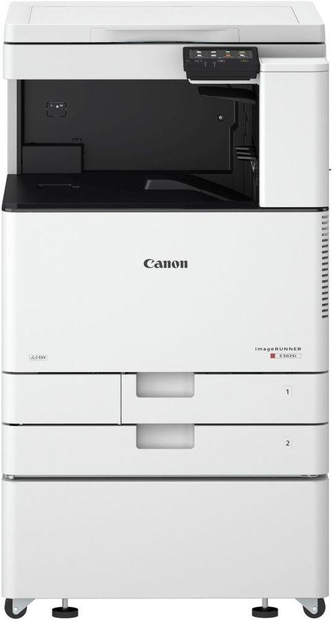 Копир CANON imageRUNNER C3025 с крышкой [1567c006]