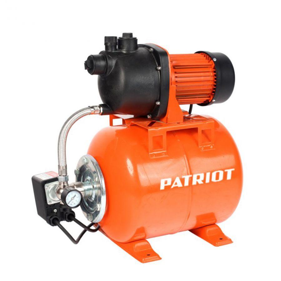 Насосная станция PATRIOT PW 850-24 P,  поверхностный [315302437]
