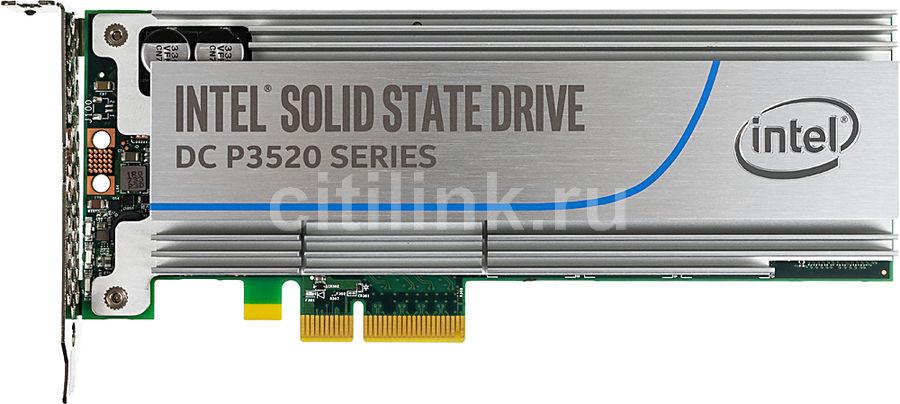 SSD накопитель INTEL DC P3520 SSDPEDMX012T701 1.2Тб, PCI-E AIC (add-in-card), PCI-E x4,  NVMe
