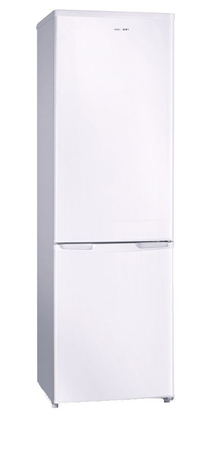 Холодильник SHIVAKI BMR-1801W,  двухкамерный,  белый