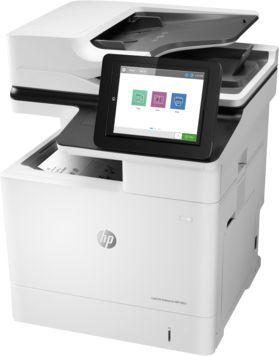МФУ лазерный HP LaserJet Enterprise M631dn,  A4,  лазерный,  белый [j8j63a]