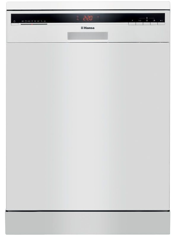 Посудомоечная машина HANSA ZWM628WEH,  полноразмерная, белая